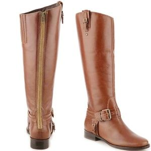 Matisse Flashback Leather Riding Boots